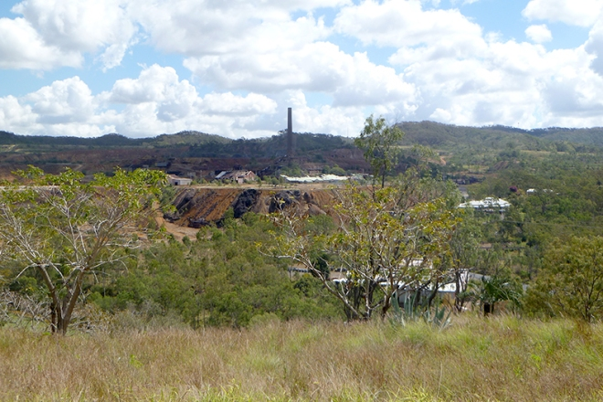 Mount Morgan mine. 2016.